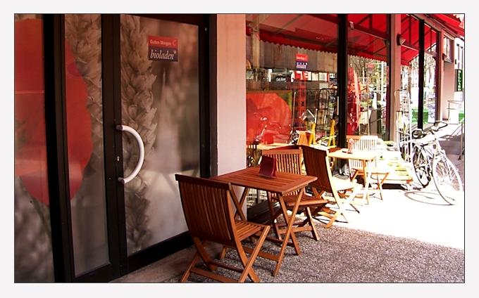 Guten Morgen Laden 1 Eingangsbereich
